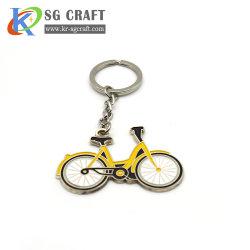 Gift van het Embleem van de Auto van Keychain van de Gift Keychain van Keychains van de Wipschakelaar van Keychain van de Douane van de Verkoop van de fabriek de Directe Mini 3D