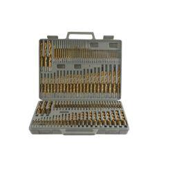 Lunghezza rivestita di titanio del grossista di torsione del HSS, bit di trivello diritto di memoria del diamante della tibia per metallo