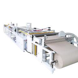 PLC制御を用いる自動平行ペーパー管のコア巻上げ機械