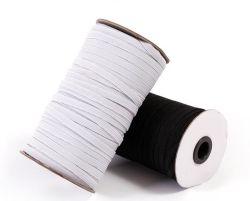 Sangles élastiques de haut grade caoutchouc Polyster corde élastique/bande pour le vêtement de l'usine de textile