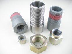 المصنع مباشرة توريد مخصص / مخصص الباردة تشكيل / مكاني / الصلب الآلي / الفولاذ المقاوم للصدأ / أللوي الصلب / ألومنيوم مثبت صامولة شديدة القوة