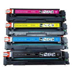새로운 발사 CF400A/CF500A/CF540A/Crg054/Crg045를 위해 양립한 보편적인 인쇄 기계 토너 카트리지