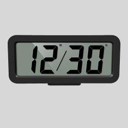 가정 훈장 13의 고전적인 곡을%s 가진 큰 디지털 LCD 자명종 달력 전시