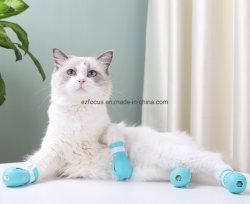 Paw Cover Cat silicone Grooming Guanti anti in paw regolabili Paw Scarpe da ginnastica Est17332
