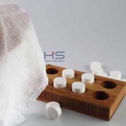 Salviette monouso in tessuto non tessuto 100% rayon Magic compresse