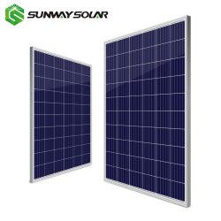 Factory TUV ISO IEC Ce 260W 270W panel solar y para el módulo de sistema de Energía Solar