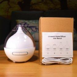 USB аромат масла диффузор Ультразвуковой увлажнитель воздуха мини-туман Maker аромадиффузор 7 Цветной светодиодный индикатор управления