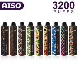 2021 最新 3200 個のマルチフレーバー電子タバコ使い捨てアトマイザー卸売