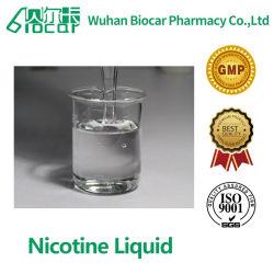 99% высокого качества фармацевтических промежуточного никотина жидкости с безопасной доставки