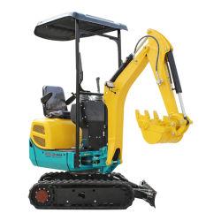 Neue Mini Bagger Preise 800kg 1 Ton 2 Ton 3 Ton 6 Ton Bagger kleiner Digger Traktor mit CE EPA für den Verkauf