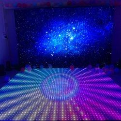 شاشة عرض لوحة عرض لوحة عرض لوحة LED لرقص الأطفال التي تعرض تعليمات التنفيذ الذاتي
