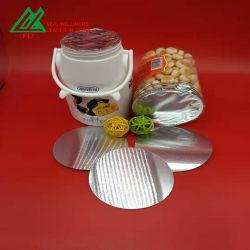 غطاء من الألومنيوم لحلية منع التسرب الحساسة للضغط لمنتجات الرعاية الصحية