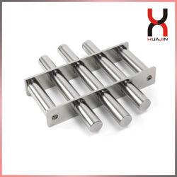 Gaveta permanente Ímans NdFeB filtro magnético Neodímio Filtro Magneto da grade para a produção industrial de tamanho personalizado de Gauss/ Grill Magnético