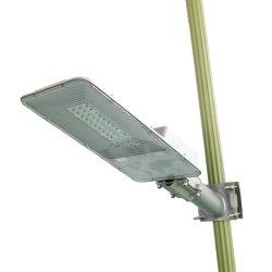 5 jaar van de Garantie 1800 Lumen Licht van de Straat en van het Parkeerterrein van 20 Watts het Zonne met het Leven Po4