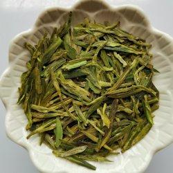 Tè lungo organico del pozzo del drago del Jin del tè verde di usda