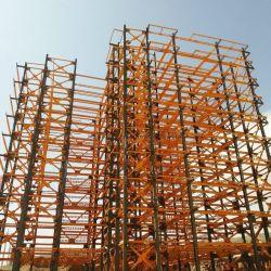 De hoge Stijging Geprefabriceerde Structuur van het Staal van het Hotel van de Bouw
