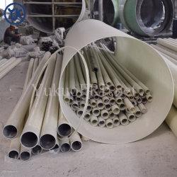 El FRP GRP Tubo de plástico reforzado para la industria de transporte