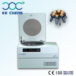 Table basse vitesse L4-6kr centrifugeuse de laboratoire réfrigéré des examens médicaux sang Instrument d'analyse des organes de battage