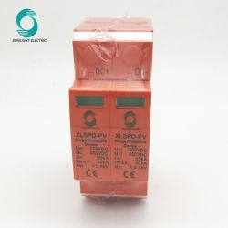 Energien-Blitzüberspannungs-Schoner-Schutz-Überspannungsableiter-Stromstoss-schützende Überspannungsableiter-Einheit SPD Cer Gleichstrom-2p 500V 800V 1000V 3p 1000V 20-40ka