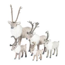 Natal 2020 Deer Renas Kid decoração boneca veados Natal Decoração Contratante Ornament Decoração Enfeites Novo Ano