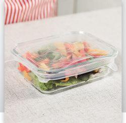 Couvercle d'Étirement de silicone de garder les aliments frais