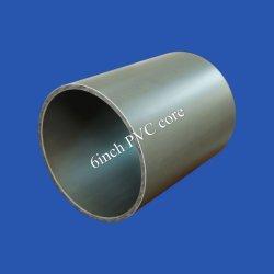 Venda por grosso de rolos de plástico do tubo do núcleo do rolo de PVC do Tubo do núcleo