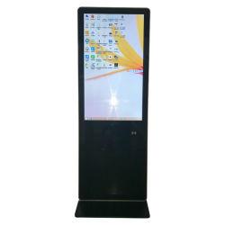 43 chiosco Android astuto dello schermo di tocco di WiFi 5g Media Player di pollice con il modo che trova sistema per il centro commerciale
