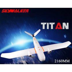 3U-80694 Skywalker Titan 2160mm Wingspan OEB Avion d'antenne main Avion en fonte