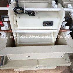 Portable Electroplating Barrel Custom Sizeの小さいCopper Plating Machine