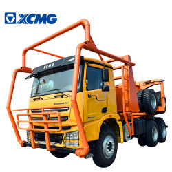 XCMG公式Nxg5250tycw2G7は販売のための輸送のトラクターの価格を材木で支える