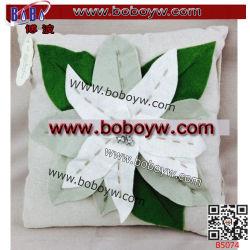 Promoção Yiwu Decoração de Natal de almofadas de Casamento aniversário Holiday Contratante Dom (B5074)