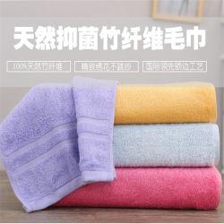 Hete het Baden van het Bamboe van de Kleur van de Bevordering van de Verkoop van de Verkoop Zuivere Handdoek voor Weinig Baby