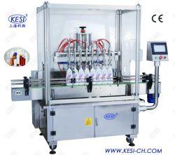 Frasco de cosméticos automática máquina de enchimento de líquido
