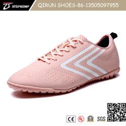 أحذية كرة القدم الخارجية للأطفال من الألياف الدقيقة المضادة للانزلاق مخزون كرة القدم أحذية 20f7054