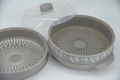 Entre em contato com a segurança alimentar de microondas de plástico para cozimento de alimentos a vapor Fogão Vaporizador