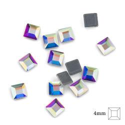 Venda por grosso de vidro cristal Hot Fix Rhinestone cintilante Transferência Rhinestones Hotfix Motif para roupas