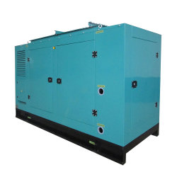 De Aangedreven Generator van de Brandstof van de Biomassa van het gebruik Hout
