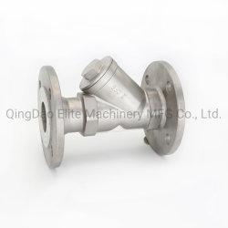 蒸気のステンレス鋼のこし器