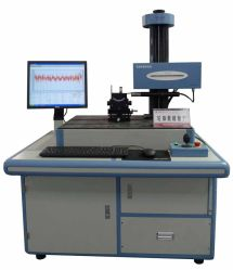 La rugosidad superficial Zys/Perfil de los instrumentos de medición de la sala de inspección del taller de rectificado