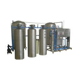 1000 litri per macchina di purificazione dell'acqua di ora