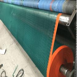 Vert olive tricotés et tissés Net Plastic