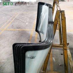 Pare-brise en verre trempé le verre feuilleté pour l'auto voiture Bus