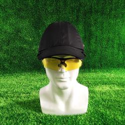 Sommer-Arbeitskraft-schützender Systemabsturz bedeckt Sicherheits-Hut-Antikollisionssturzhelm En812 mit einer Kappe