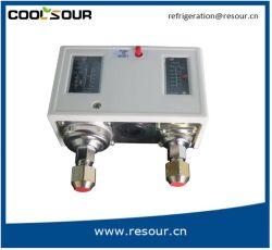 Interruptor do Controlador de pressão, Controles de Pressão Manual e Automático
