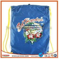 Дешевые персонализированный дизайн логотипа красочной мягкой тканью стеганая Custom нейлоновые специальный мешочек