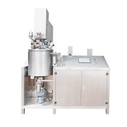 Eric-50L 진공 유화 혼합기 실험실 균질 유화제(PLC 포함)