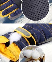 Ski отопление перчатки для работы с артритом руки до сих пор инфракрасного обогрева обогрев mittens вещевого ящика с аккумуляторной батареи аккумуляторов mitt USB подогреватель бутылочек