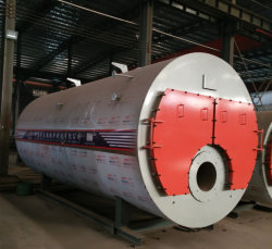caldaia a vapore a gas naturale di risparmio energetico 6t e di protezione dell'ambiente