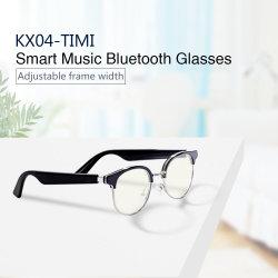 Kx04-B Bluetooth Smart 5.0 llamada música Stereo Audio Voice Assistant gafas, lentes de bricolaje sustitución, Apple / Android el sistema puede coincidir con