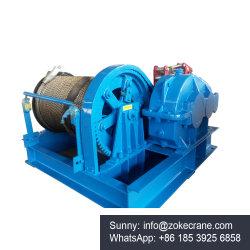 4 тонн беспроводный пульт дистанционного управления Электрические лебедки двойной барабан поставщиков